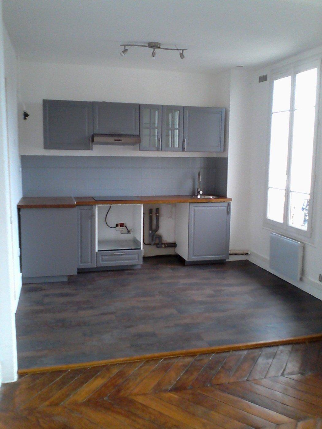 Vente Appartement 2 pièces SARTROUVILLE 78500