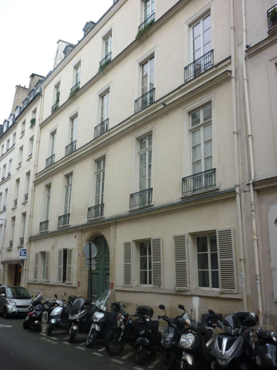 Vente Appartement 1 pièces PARIS 75007