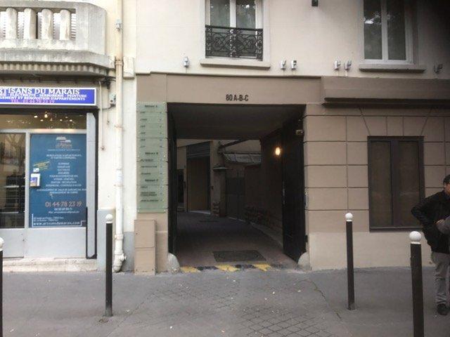 Location Bureaux 2 pièces Paris 75012