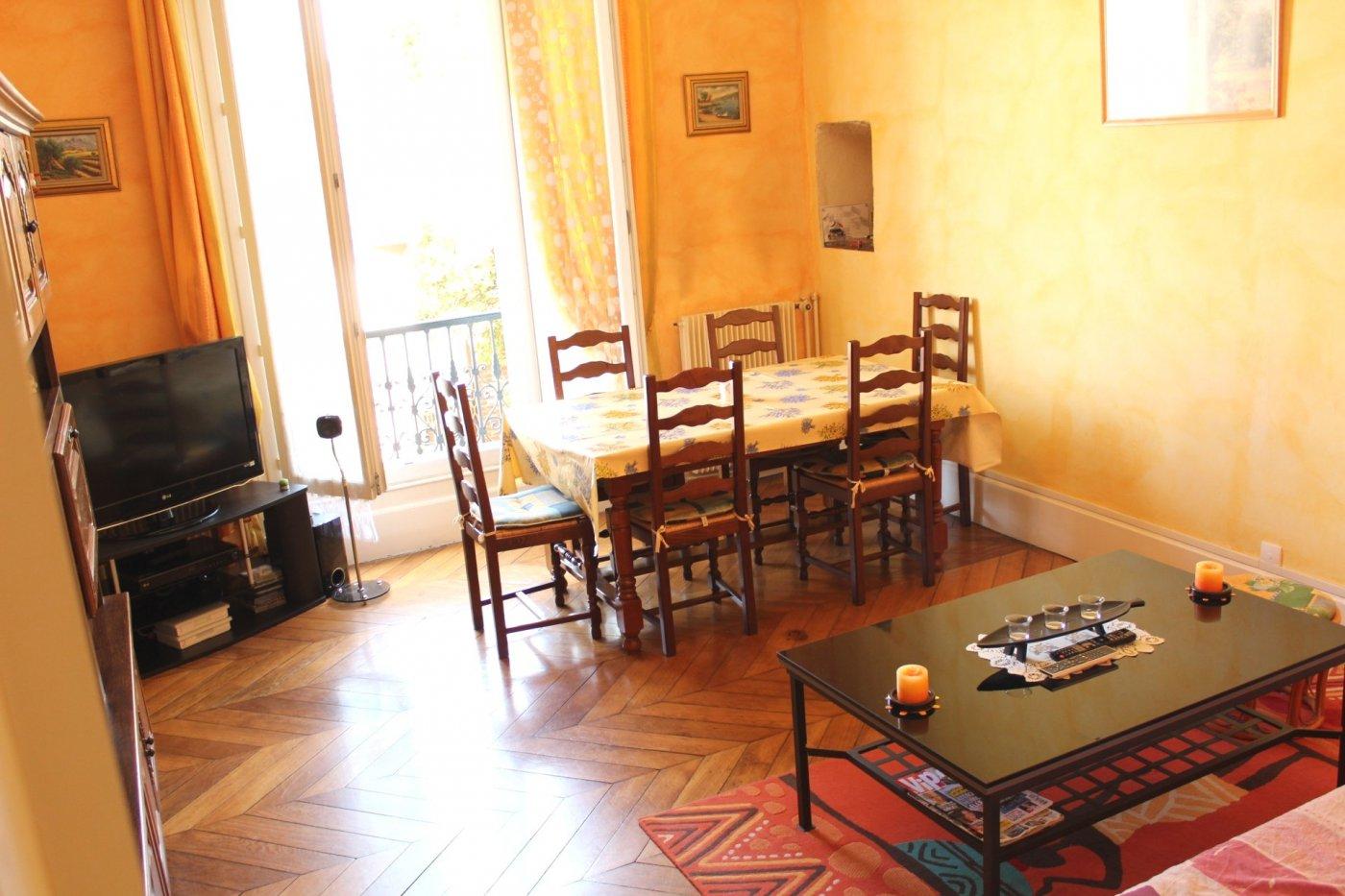 Vente Appartement 3 pièces Bonnieres-sur-seine 78270