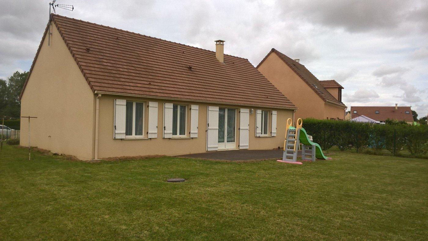 Vente Maison 4 pièces Chatillon-en-dunois 28290