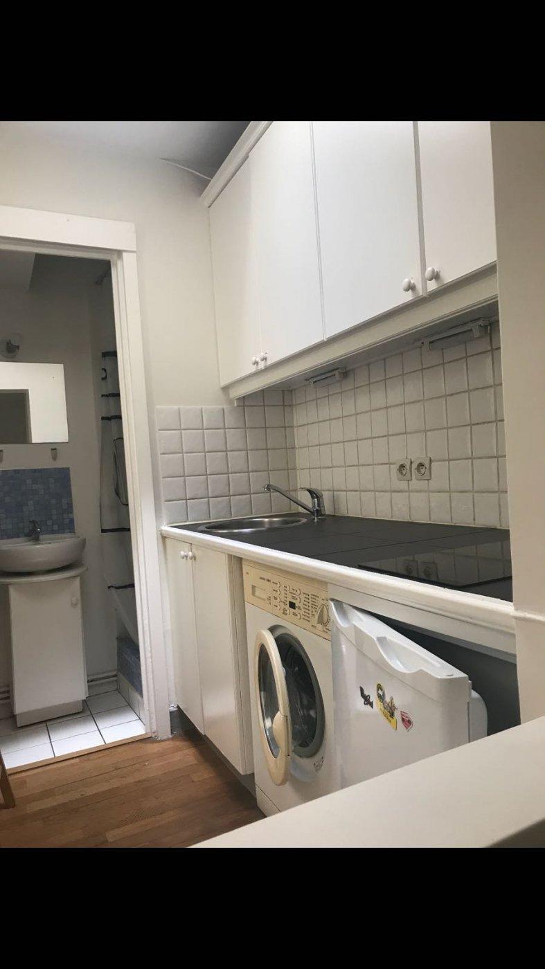 Location Appartement 1 pièces PARIS 75018