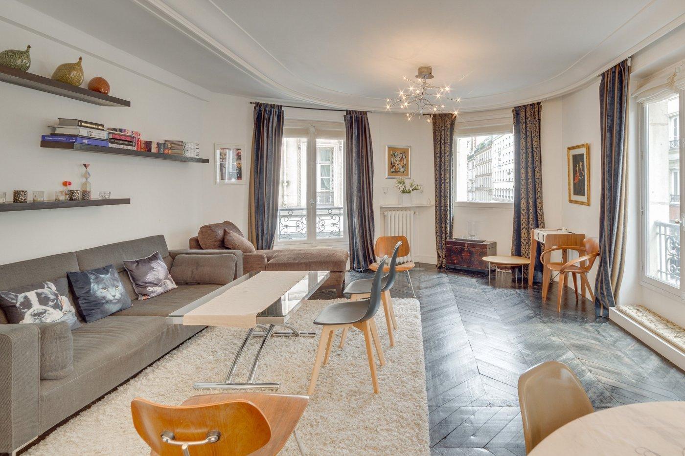 Vente Appartement 6 pièces Paris 75009