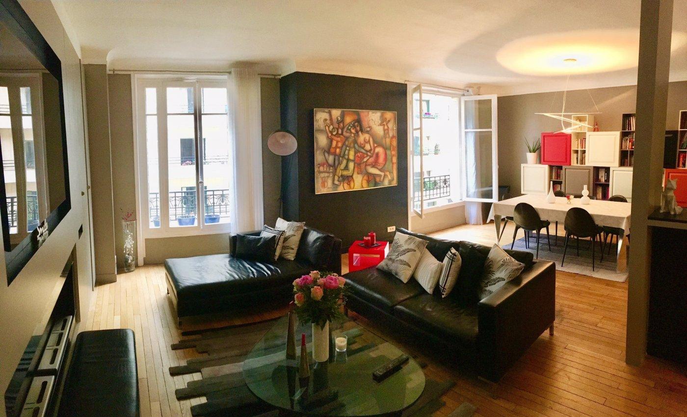 Vente Appartement 5 pièces Paris 75016