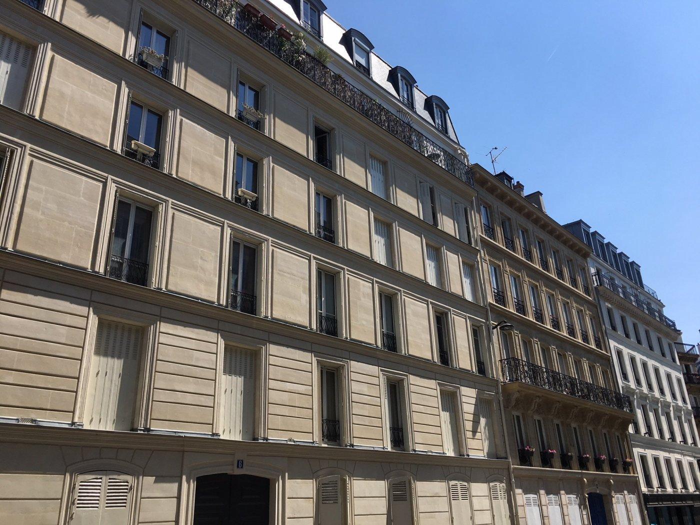 Vente Appartement 1 pièces Paris 75009