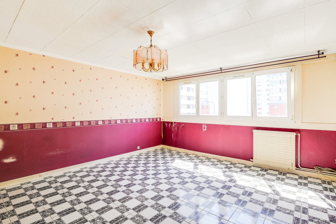 Vente Appartement 4 pièces Bagnolet 93170