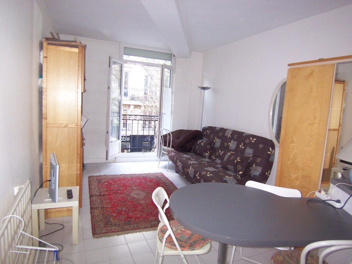 Vente Appartement 1 pièces PARIS 75017